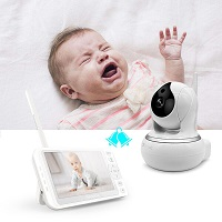 baby monitor with alert feature