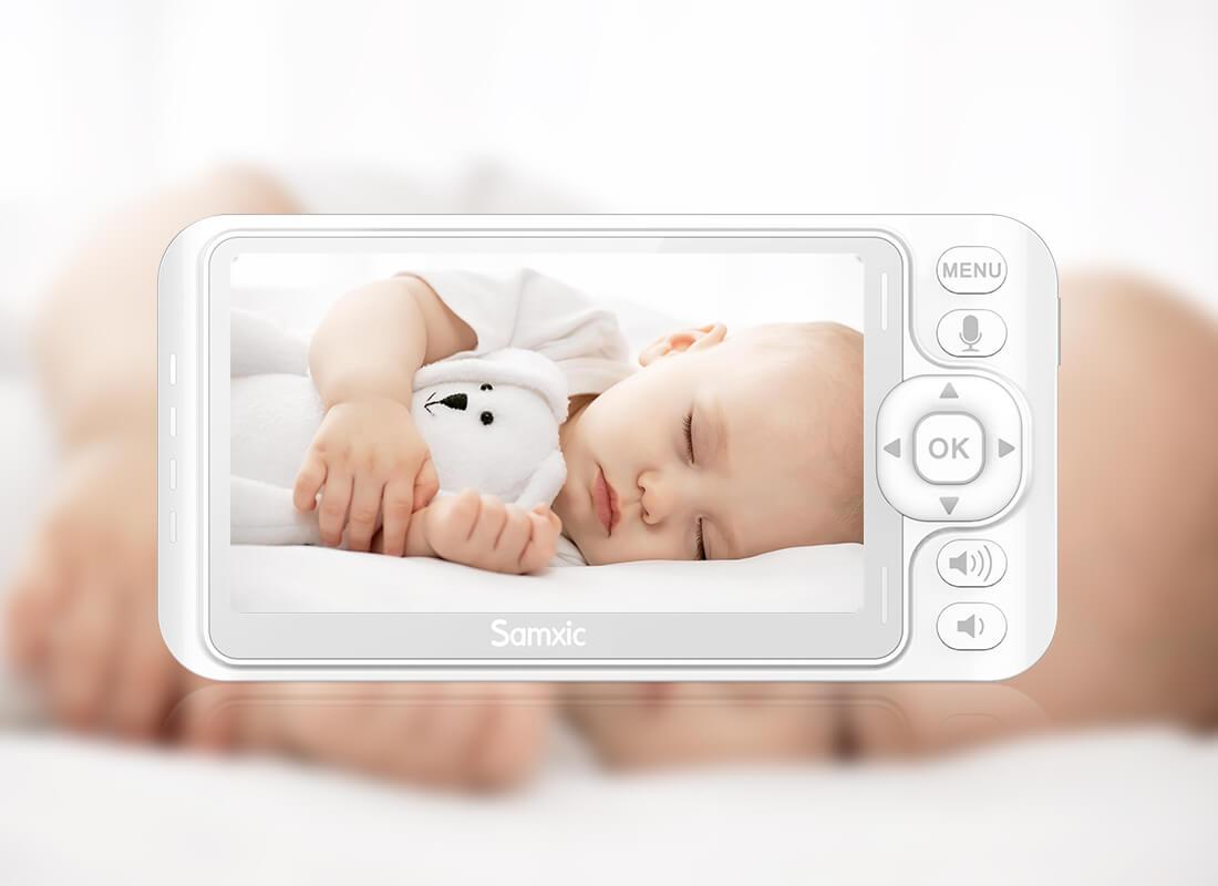 hd baby monitor
