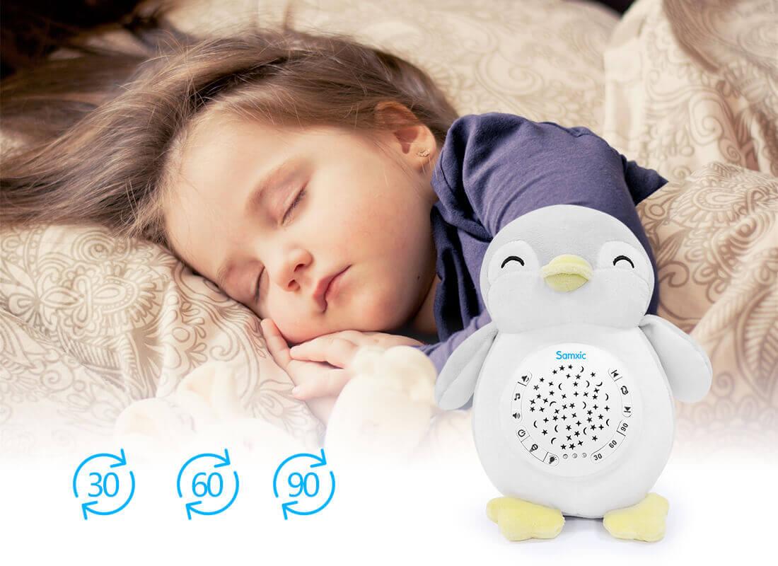 baby white noise machine help baby fall asleep