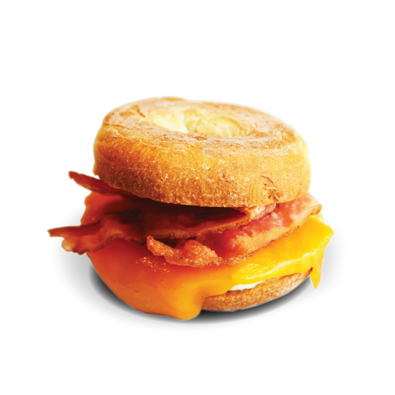 Bacon, Egg & Cheese