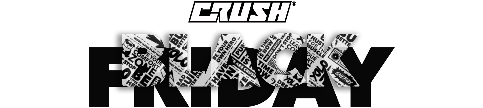Crush Fit Black Friday Sale