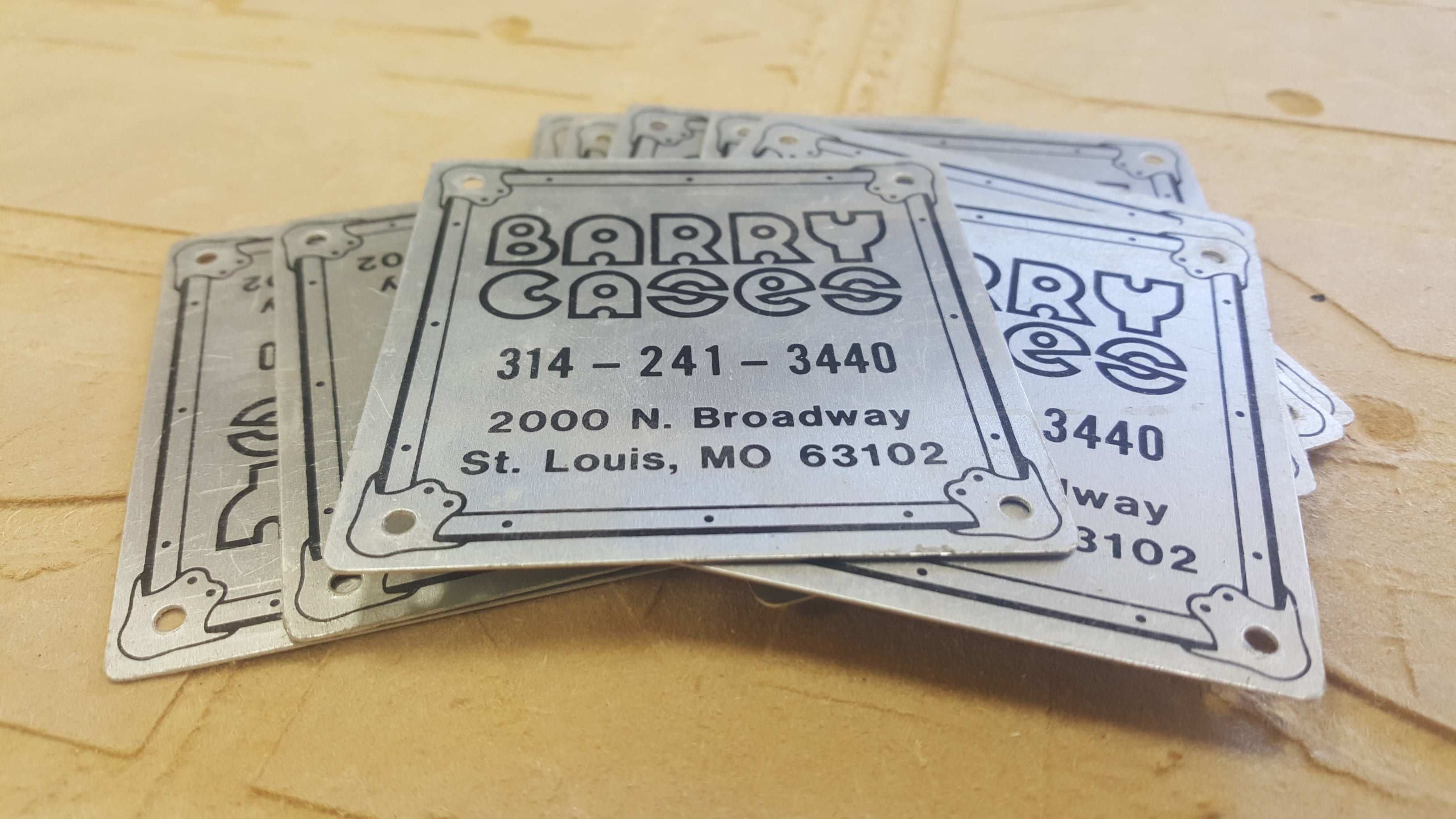 Barry Cases