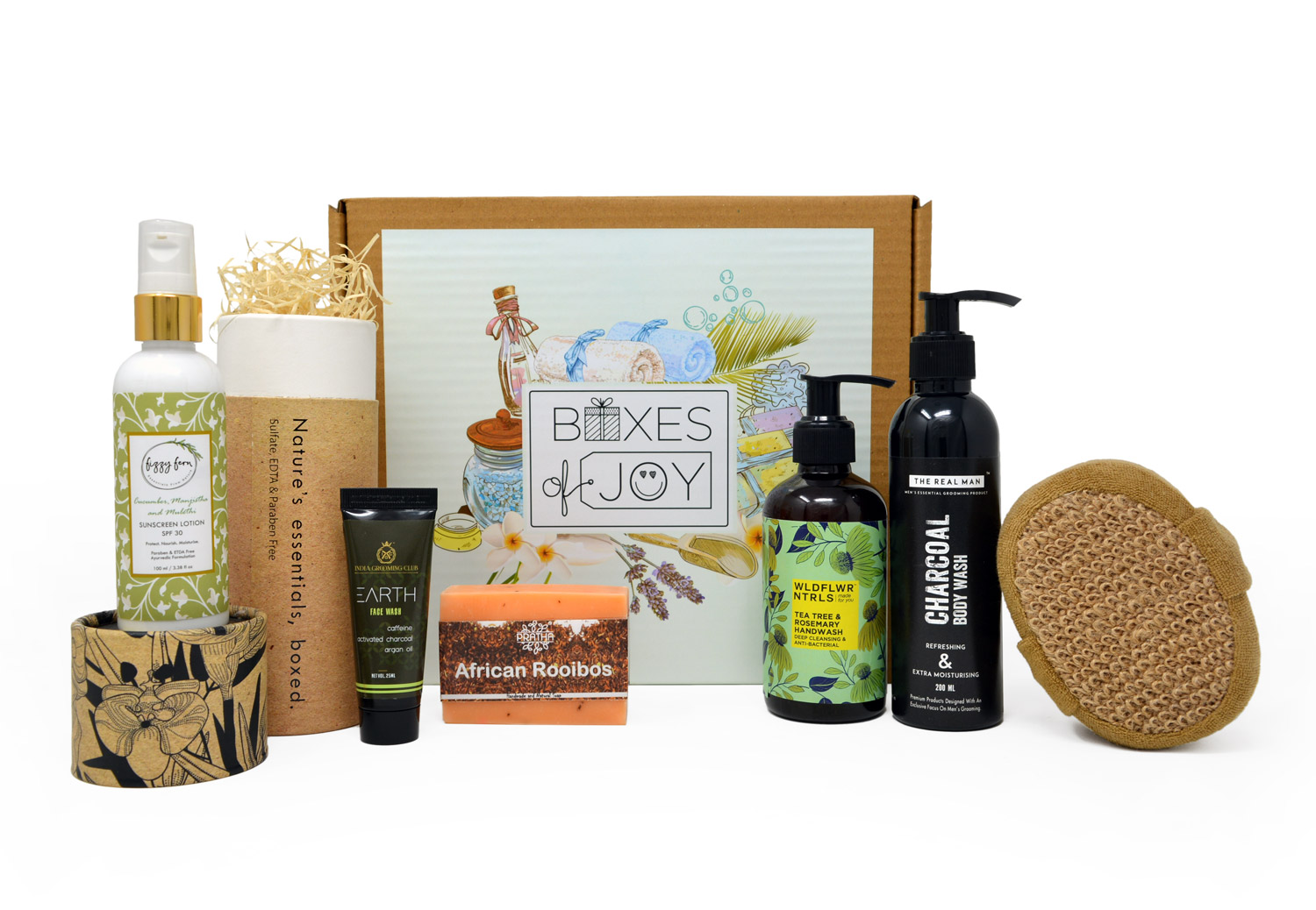 Bath & Body Box for Men - Dec 2018