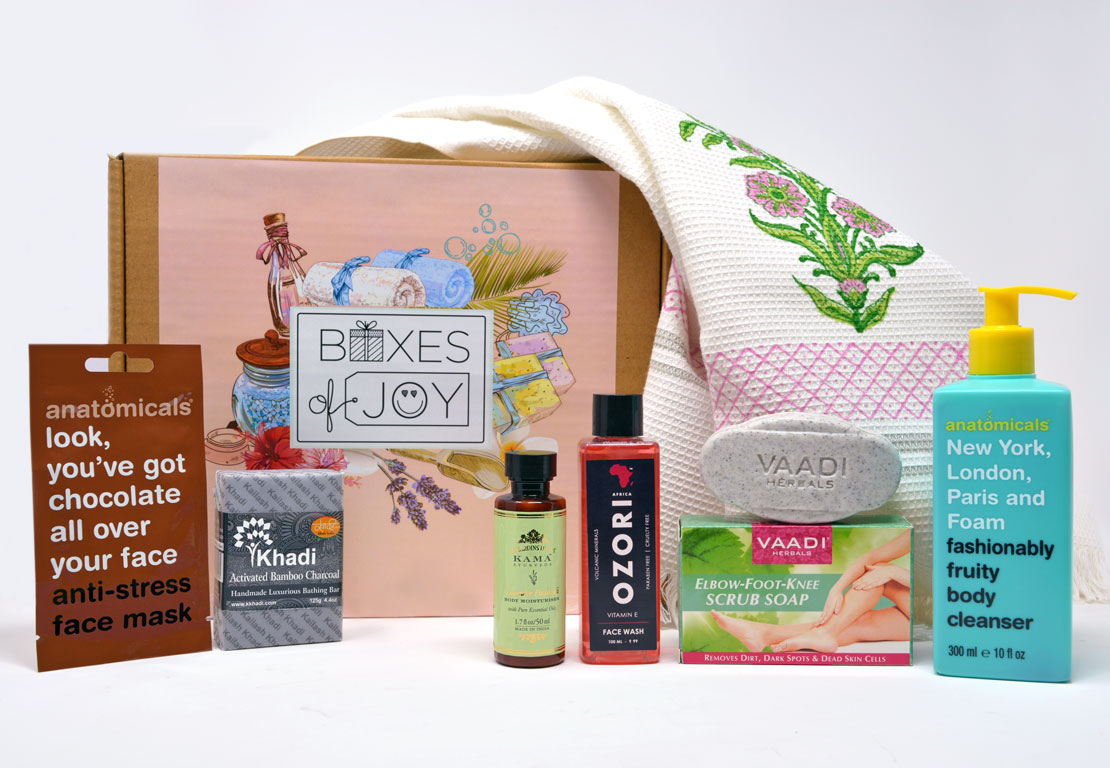 Bath & Body Box For Women - Sept 2018