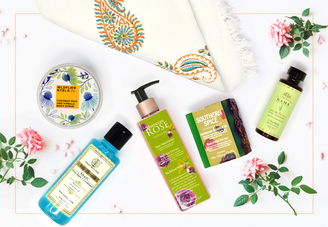 Bath & Body Box For Women - Nov 2018