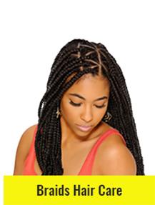 Regimen for Braids Hair Care