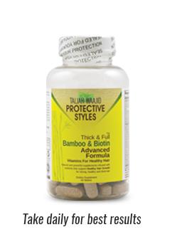 Protective Styles Advanced Formula Vitamins