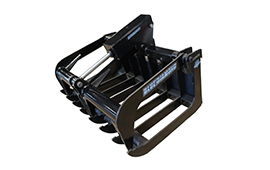 Blue Diamond Mini Track Loader Root Grapple
