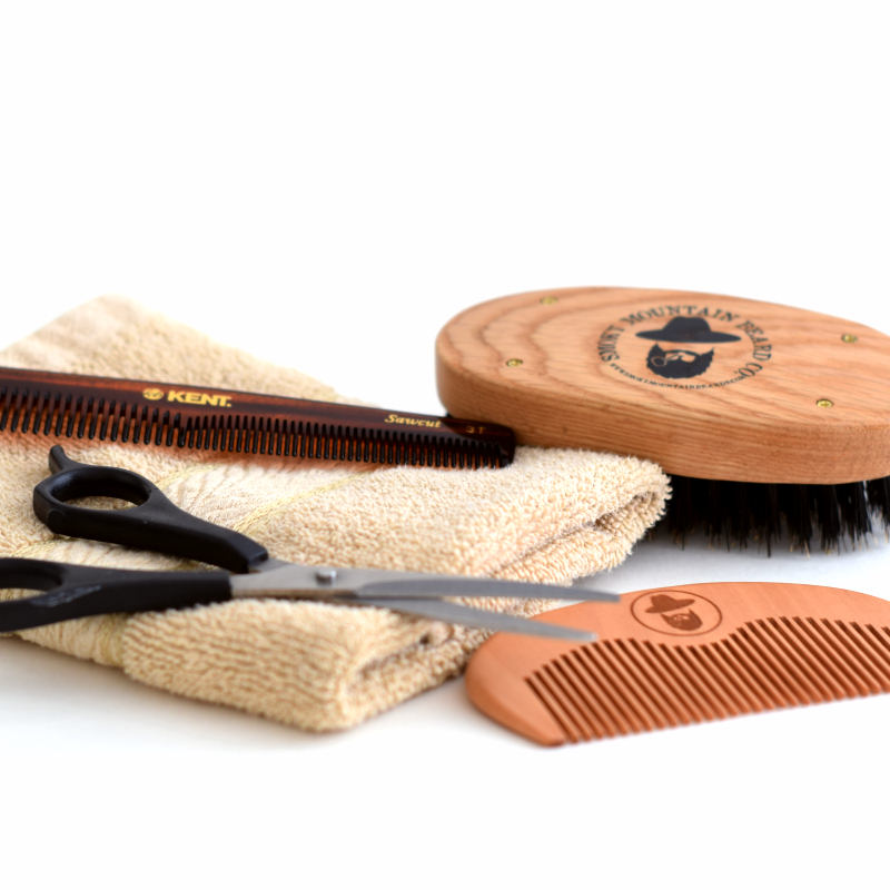 beard grooming styling tools