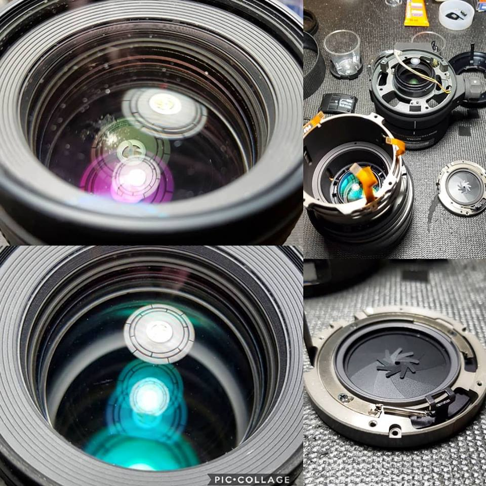 Saskatoon Canada Camera Lens repair broken camera fix canon nikon lens sony