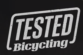 tested bicycling logo