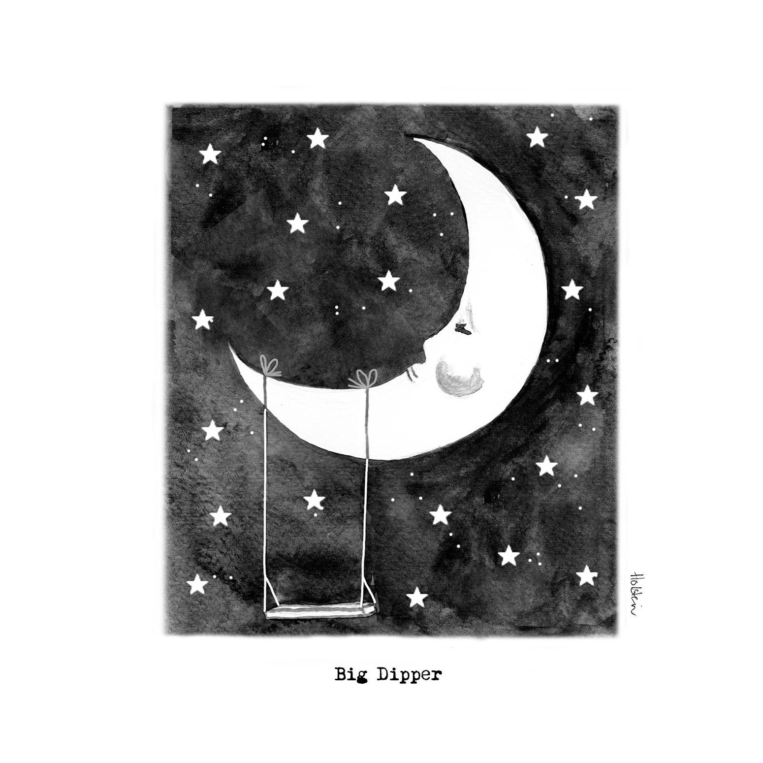 Free Big Dipper Poster Print