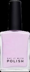 Pastel Pink Nail Polish