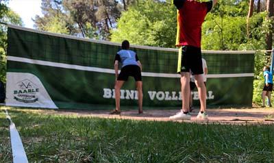 blind volleybal in groningen