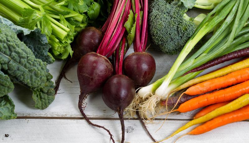 detoxifying vegetables