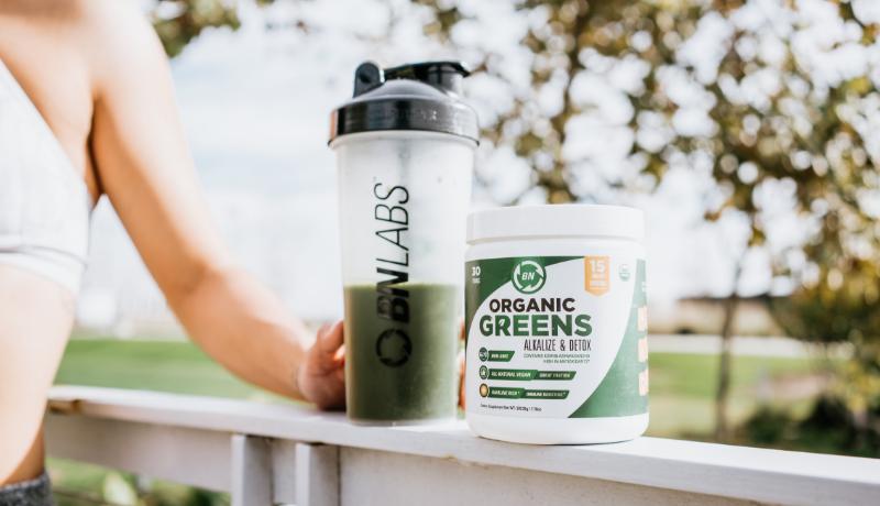 greens powder-detox