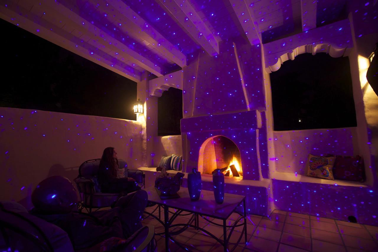 Patio Star Shower Laser Light BlissLights