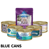 BLUE Canned Pet Food