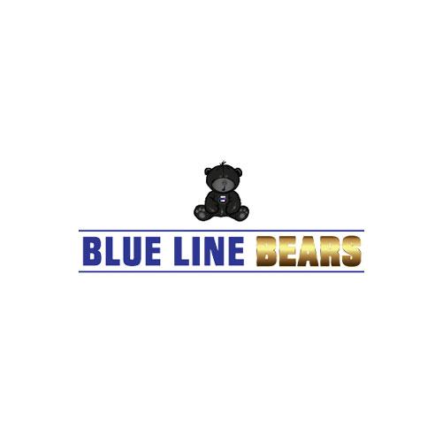 Blue Line Bears - Hometown Guardians Partner