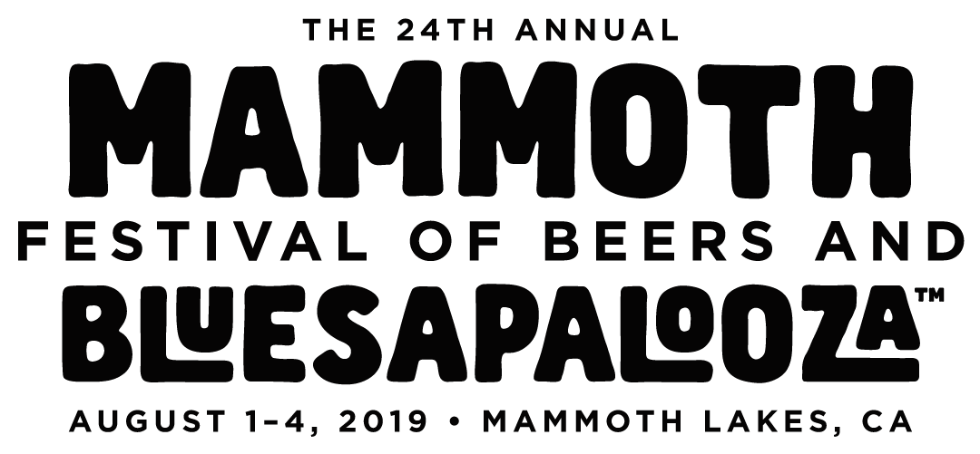 Mammoth Festival of Beers & Bluesaplooza logo