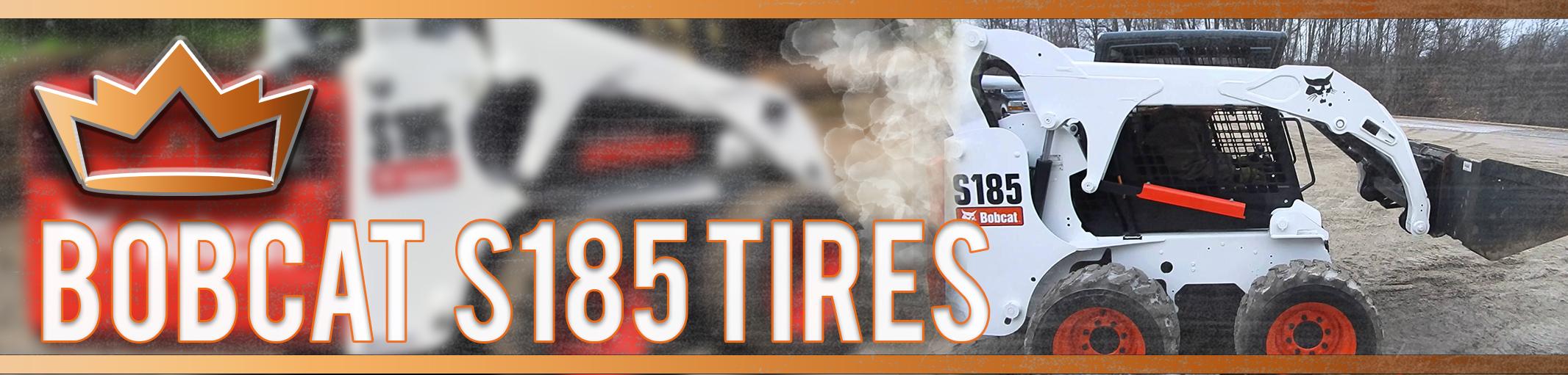 Bobcat S185 Tires