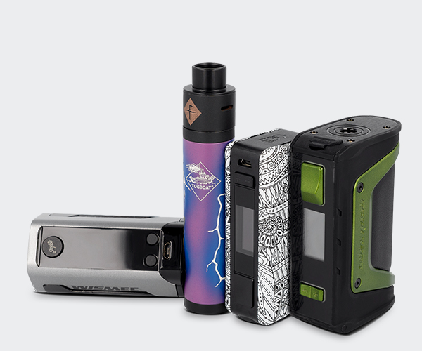 Mods | Box Mods, Squonkers, Mechanicals - House of Vapes