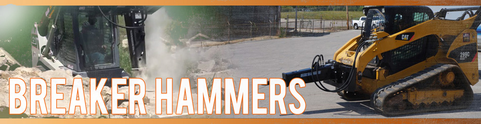 Concrete Breaker Hammer