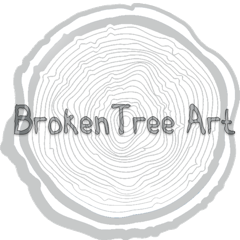 BrokenTree Art logo
