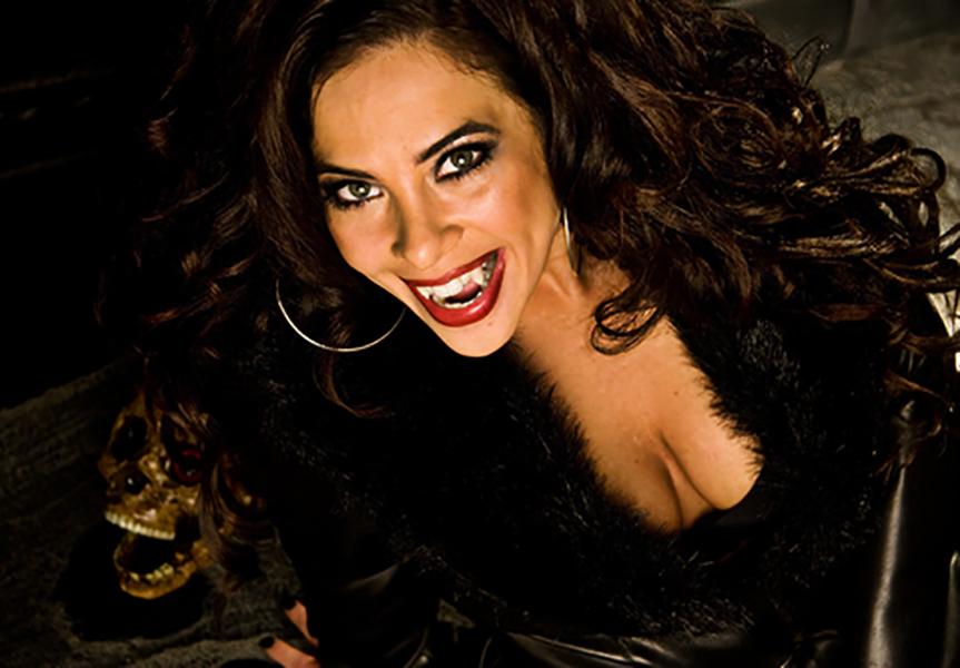 Brooke Lewis Scream Queen