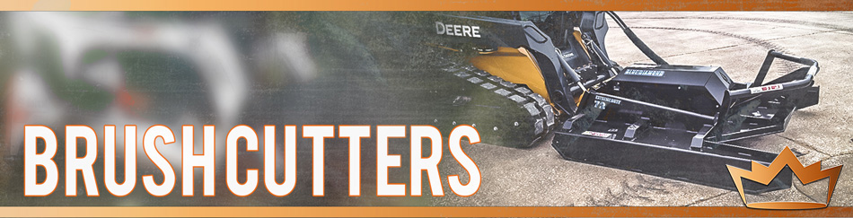 Blue Diamond Skid Steer Brush Cutters