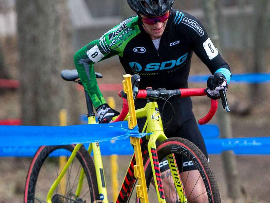 Drew Dillman Cyclocross Race