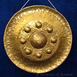 Genuine Burmese Temple Nipple Gongs at Heaven of Sound