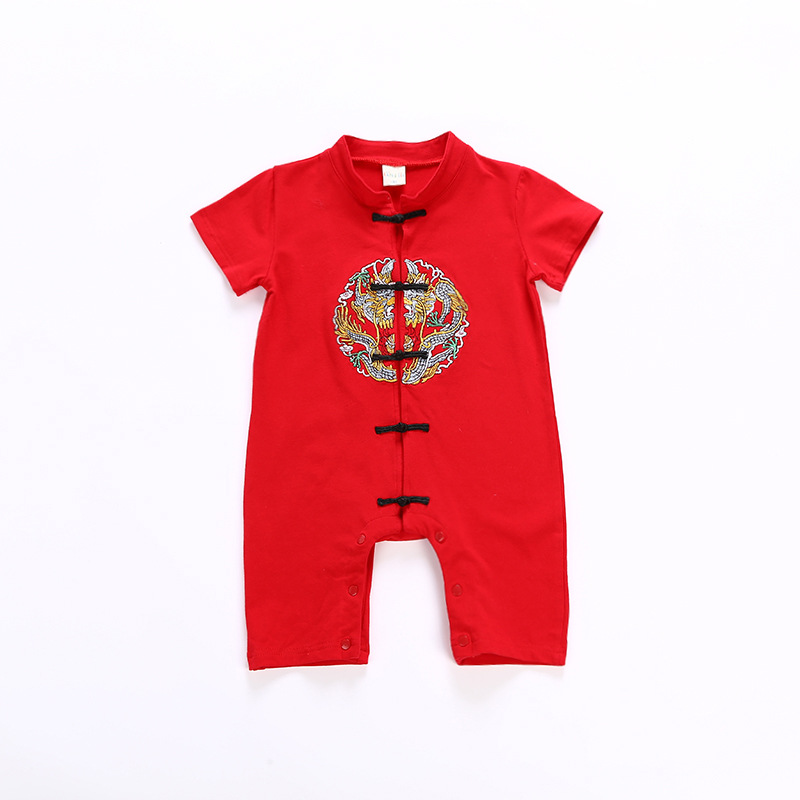 baby rompers for cny