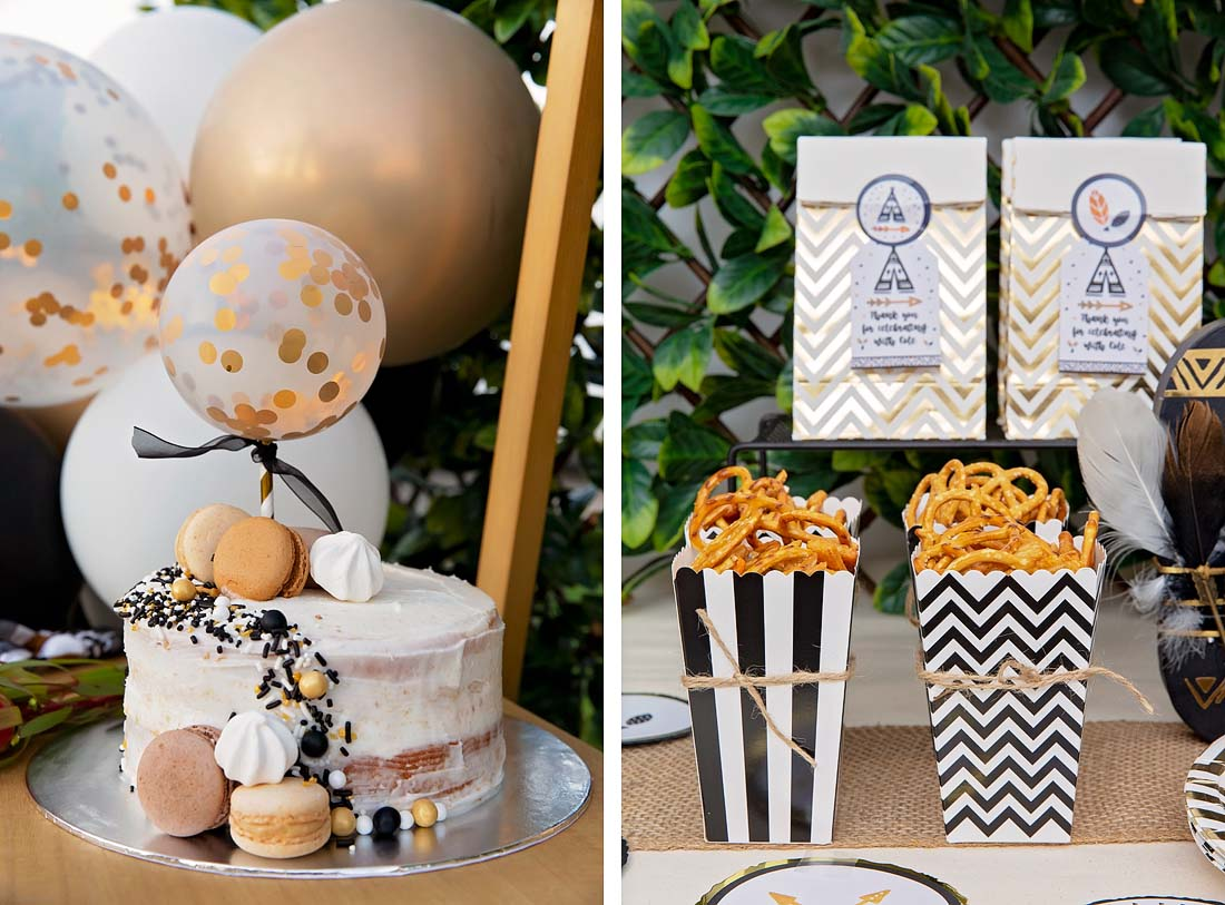 Popcorn Boxes and Party Pops
