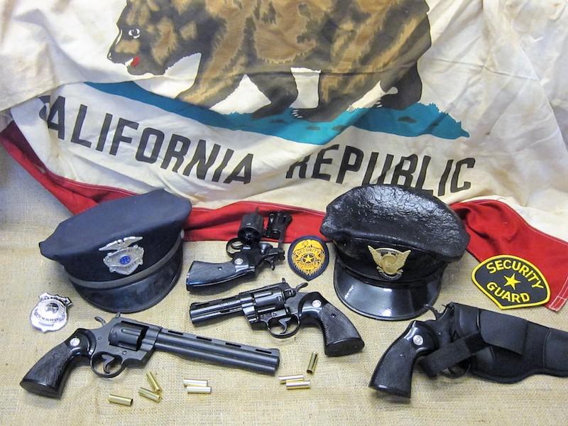 california police colt python 357