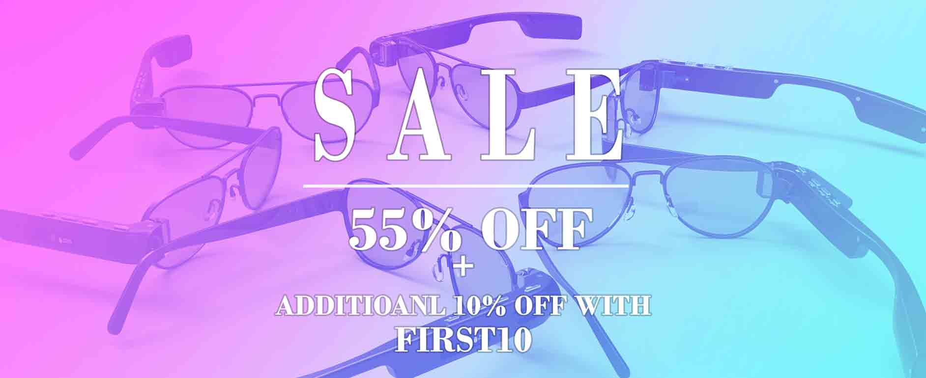 Get additional 10% Off with FIRST10