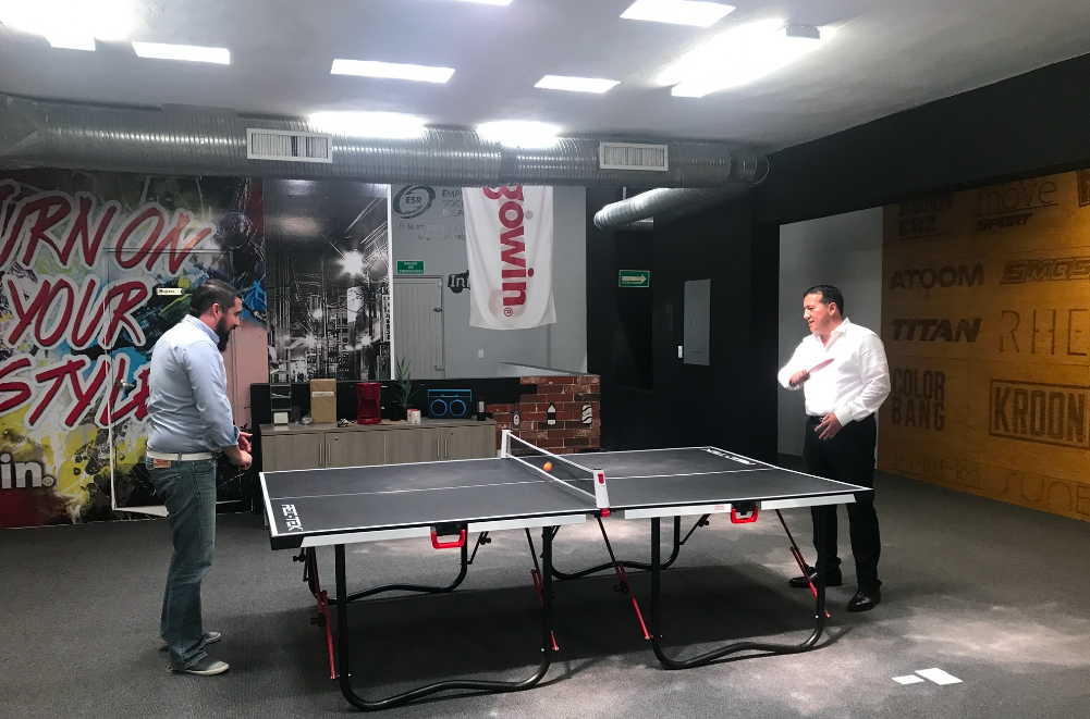 ping pong gowin