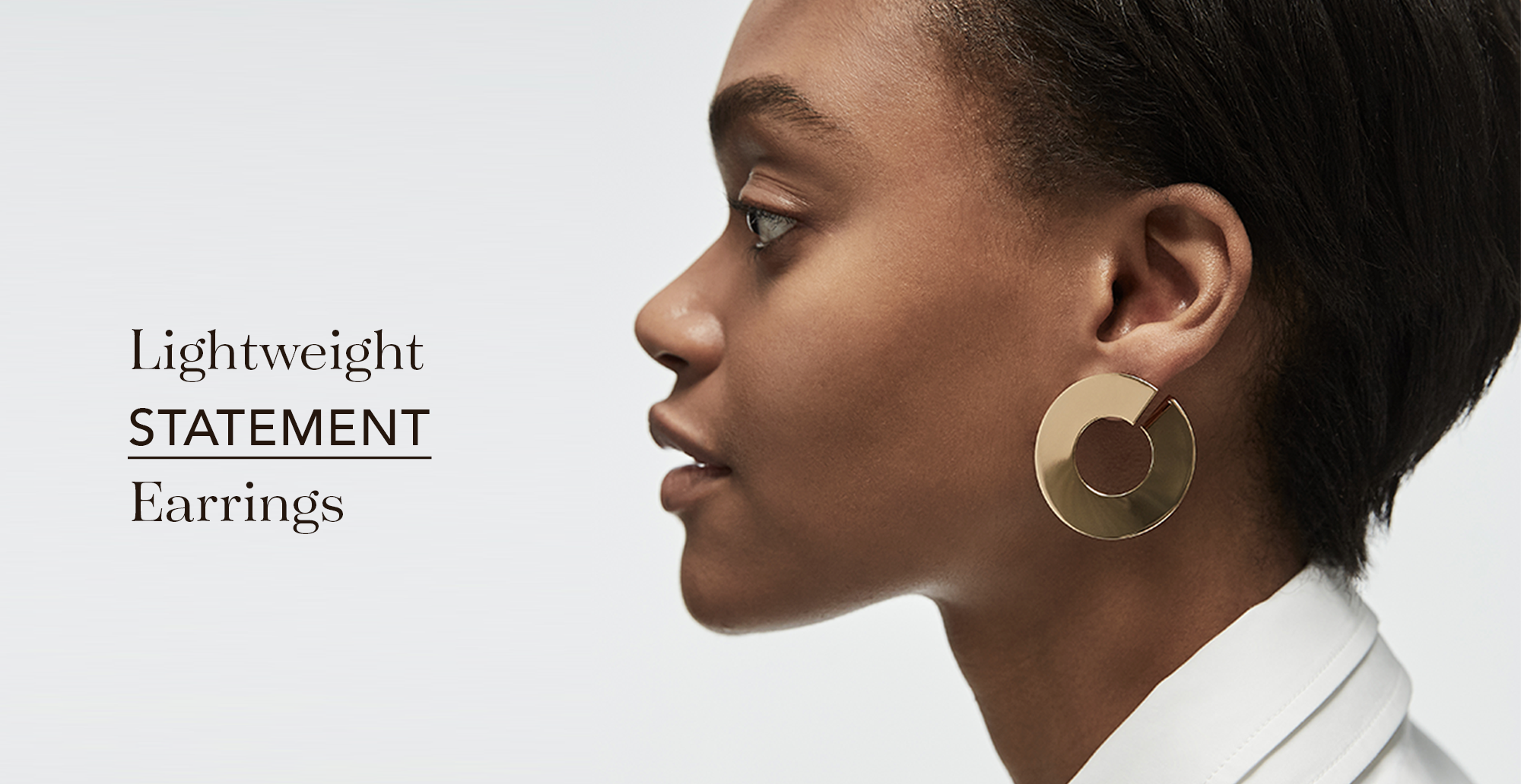 Shop 14K gold and sterling silver earrings by Jenny Bird