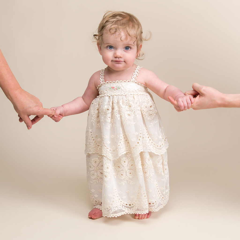 Clementine Girls Christening Dress Collection