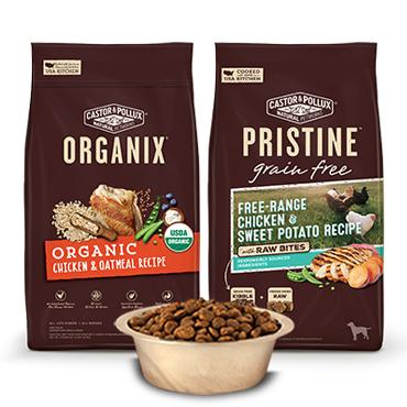 Castor & Pollux ORGANIX & PRISTINE