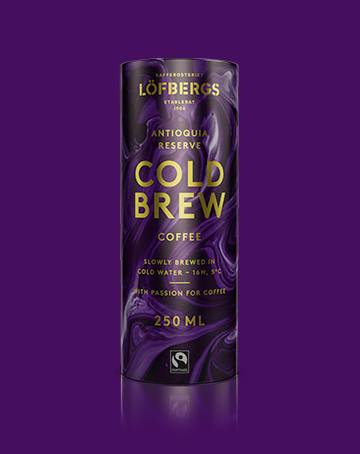 Löfbergs ANTIOQUIA RESERVE Cold Brew 250 ml
