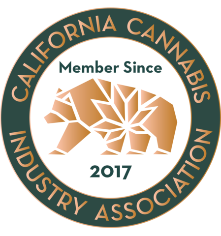 California Cannabis Industry Association Seal
