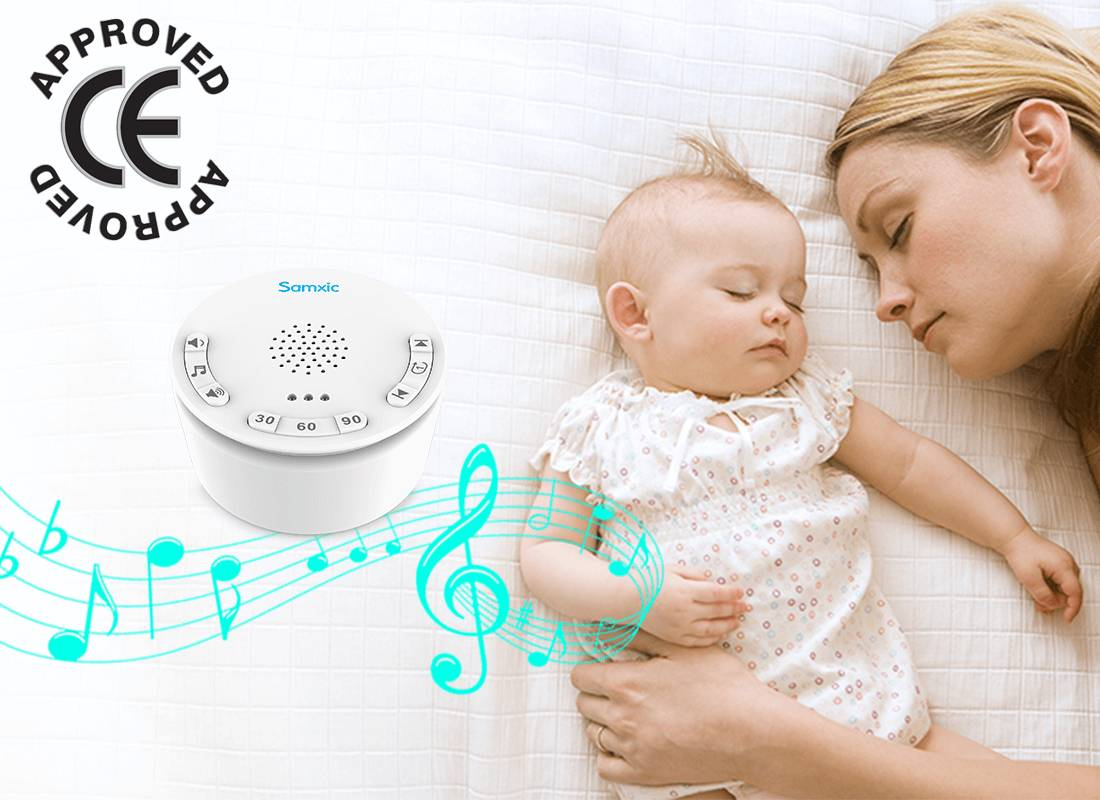 baby white noise machine three modes