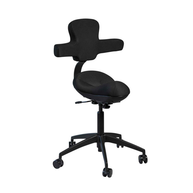 Pleasing Workhorse Saddle Chair Quit The Way You Sit Workhorse Evergreenethics Interior Chair Design Evergreenethicsorg