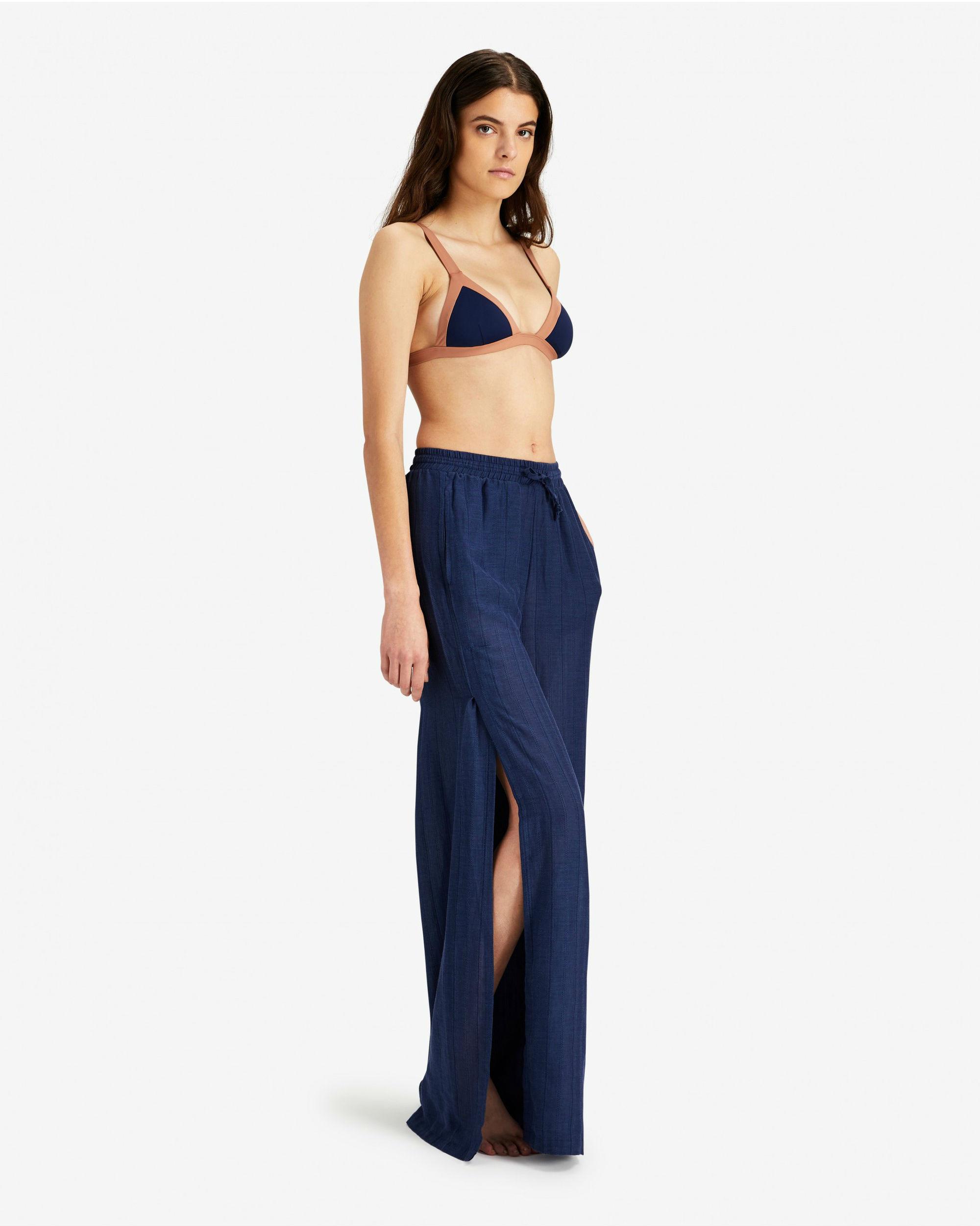 Chloe Wide Leg Beach Pant