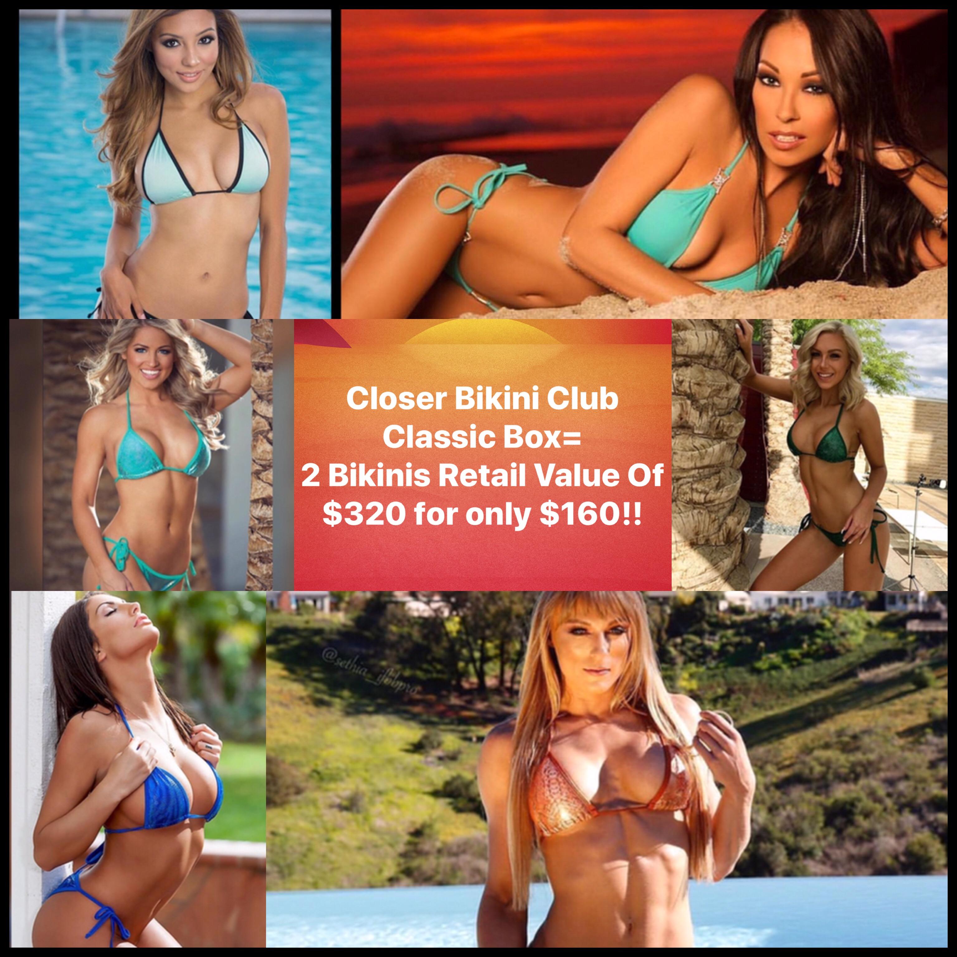 Bikini club coverage event photo