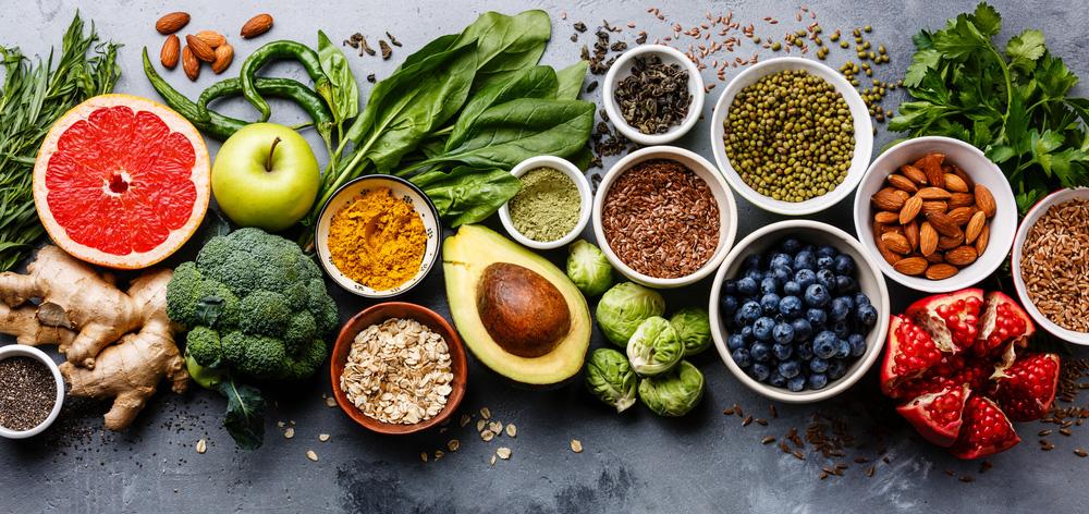 Clean Eating - gesundes Essen