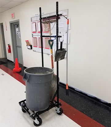 mobile-cleaning-station
