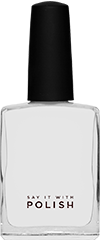 Clear Top Coat Nail Polish