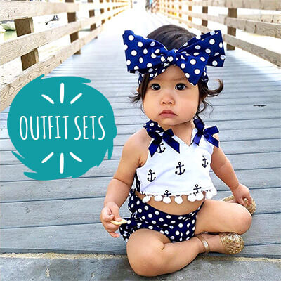 df699042a Baby Girl Clothes 0-24 Months | The Trendy Toddlers | Free Shipping